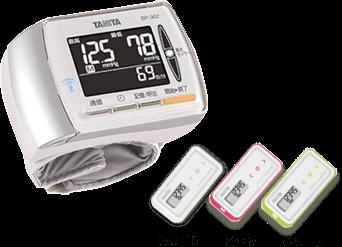 血圧計BP302+活動量計AM-150