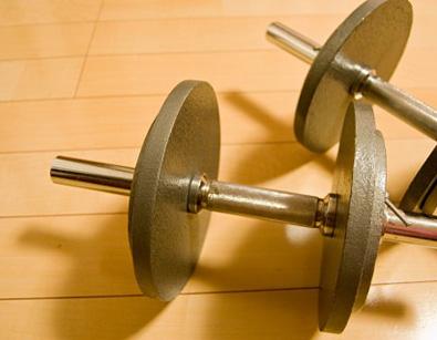アスリートの筋肉