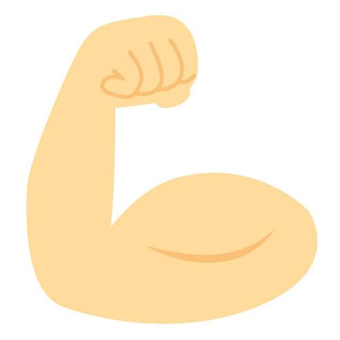 筋肉(イメージ)