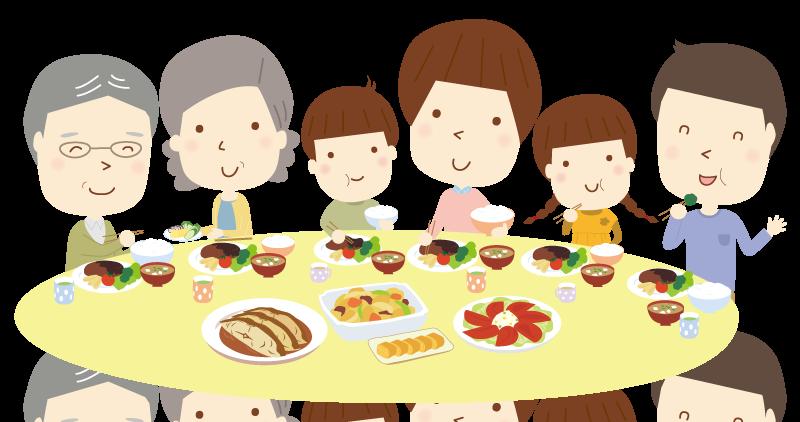家族で食育