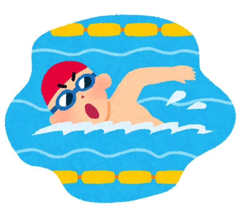 水泳(イメージ)