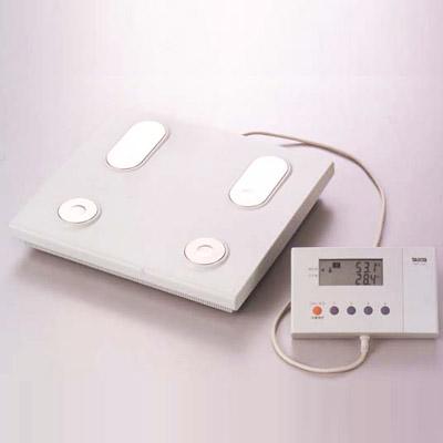 世界初!家庭用脂肪計付ヘルスメーター発売