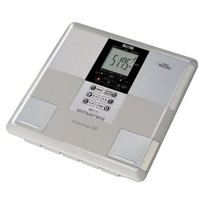 50g単位で計測できる体組成計インナースキャン BC-300 発売