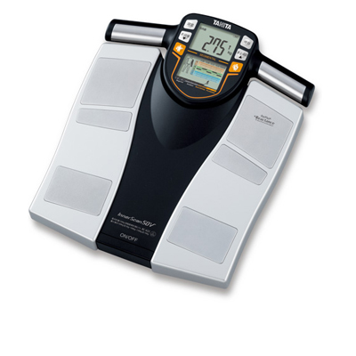 家庭用では業界唯一・全身を5分割して筋肉量・脂肪率を計測・表示する体組成計 BC-622発売
