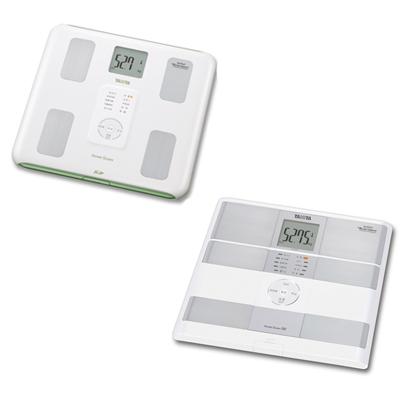 世界初・SDメモリーカード搭載 体組成計 BC-309、569発売