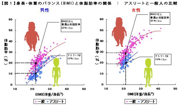 平均 女性 脂肪 率 体 の